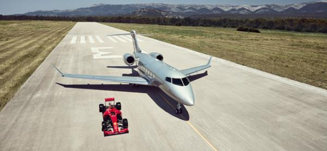 VistaJet Continues Its Partnership With Scuderia Ferrari for the 2020 Formula One World Championship