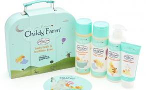 Mum Diary: Childs Farm makes washing sensitive skin easy