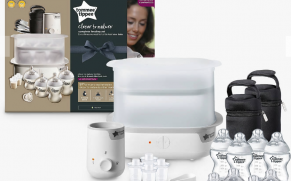 Mum Diary: Feeding with the Tommee Tippee Closer To Nature Complete Feeding Set