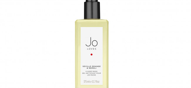Beauty Buzz: Introducing the gorgeous new spring scent by Jo Loves, Seville Orange and Neroli