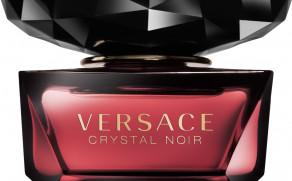 Beauty Buzz: The sensual Crystal Noir fragrance by Versace