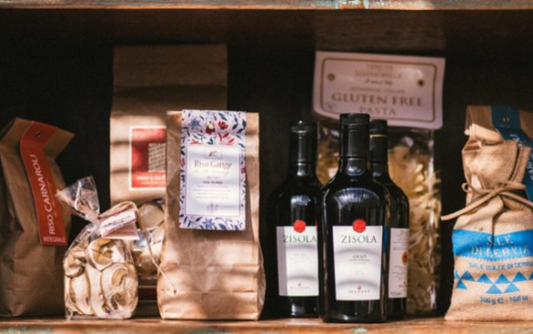 Petersham Nurseries Launches Grocery Delivery Service for Locals