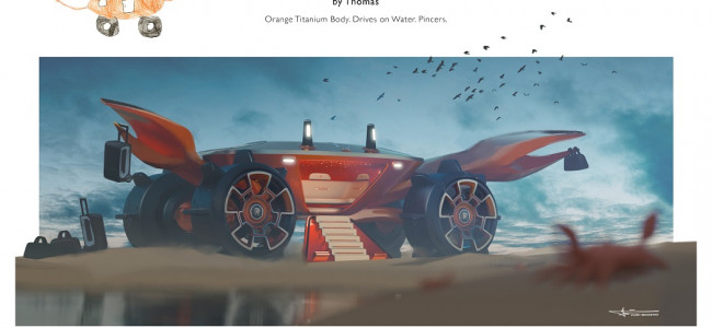 Rolls-Royce launches Young Designer Competition