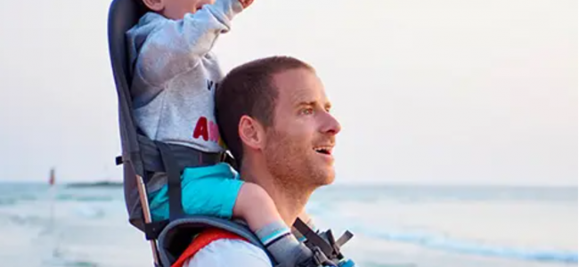 Embrace the great outdoors with the MiniMeis carrier