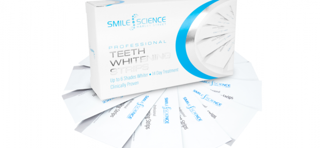Get a sparkling smile with Smile Science Harley Street's professional at-home teeth whitening range