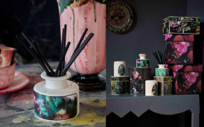 Jo Malone London collaborates with Martyn Thompson on Home Collection