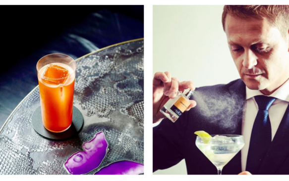 Book a globally renowned bartender to mix your drinks at home