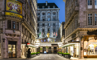 The Savoy sets a date to reopen