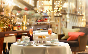 Festive Afternoon Tea at The Savoy
