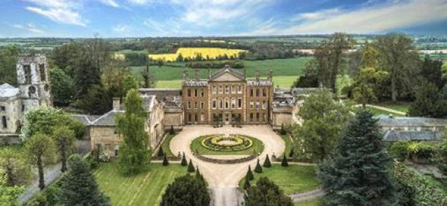 Contents of Aynhoe Park available at auction