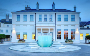 Dining under the pergola, Champagne & Seafood pop-up bar and live performances this summer at Seaham Hall