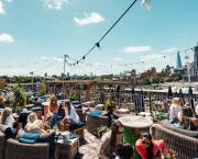 Alfresco April openings in London