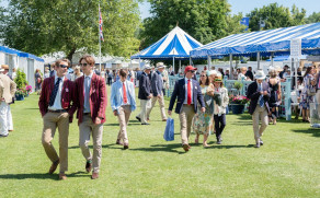 Henley Royal Regatta returns with a bang