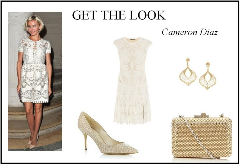 GET THE LOOK - Cameron Diaz