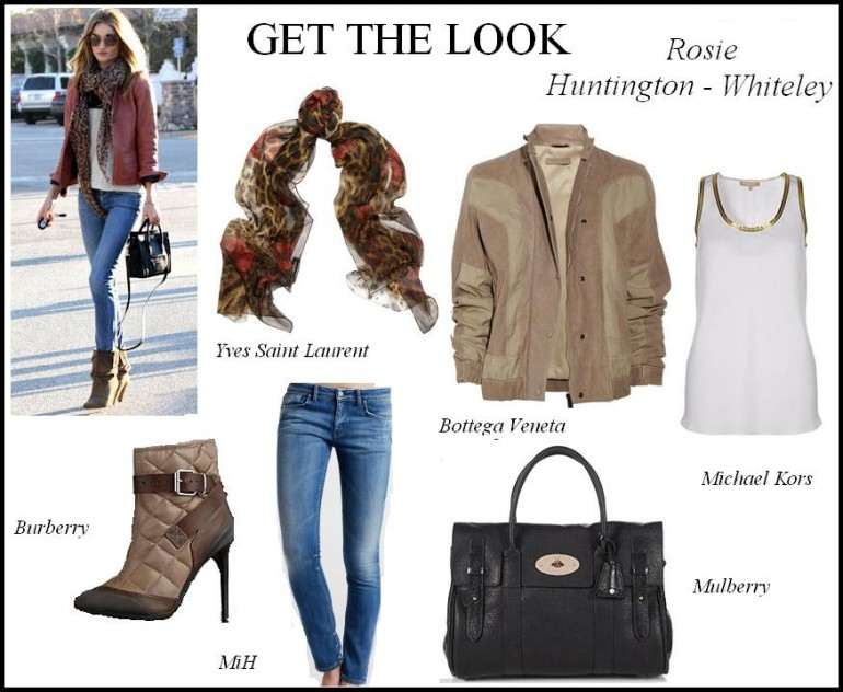 The Sloaney - Get the Look