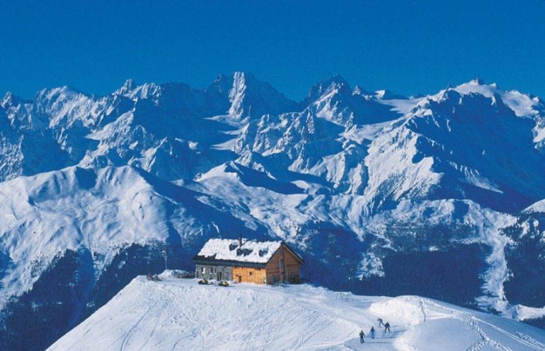 Verbier - Skiing
