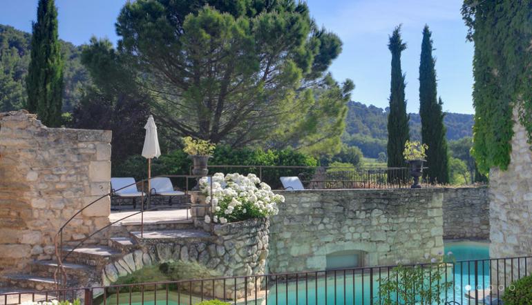 The idyllic La Bastide de Marie