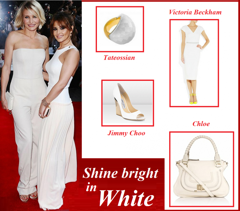Shine bright in White as summer finally arrives