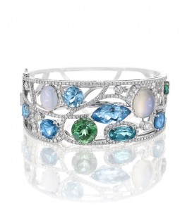 This stunning bangle from Boodles will turn heads all year