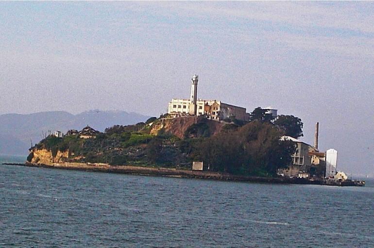 Alcatraz was America's most infamous prison