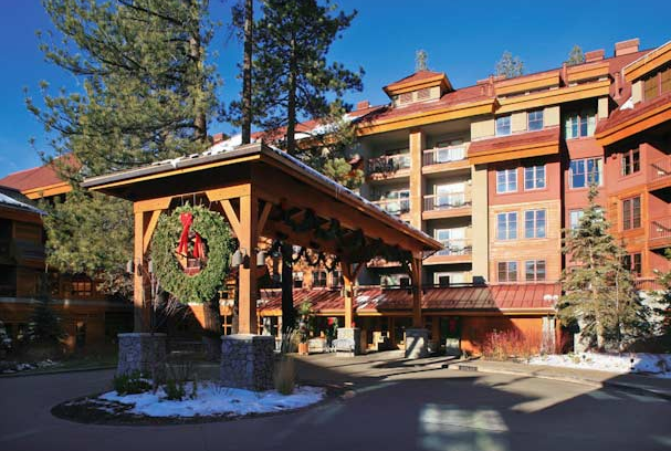 The Marriott Grand Residence in Lake Tahoe