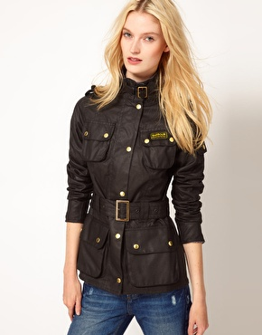 Barbour for her