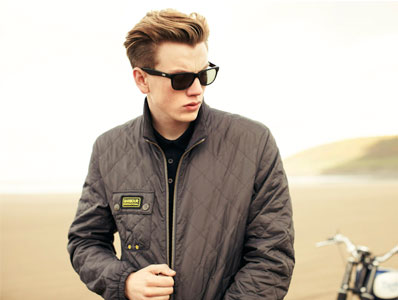 The Barbour for him