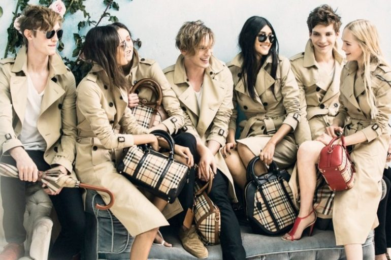 What to wear to Badminton Horse Trials: Burberry has a great range of trench coats