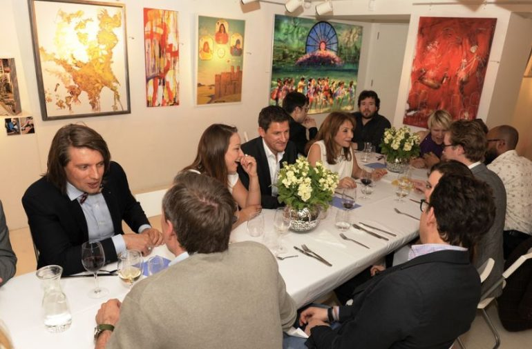 The Art of Fine Dining at Debut Contemporary