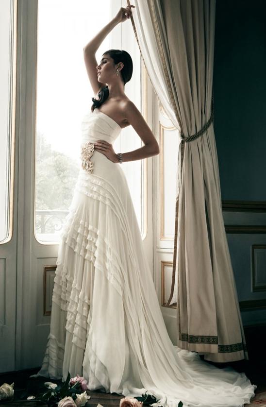 Jenny Packham is one of Natasha favourite bridal designers