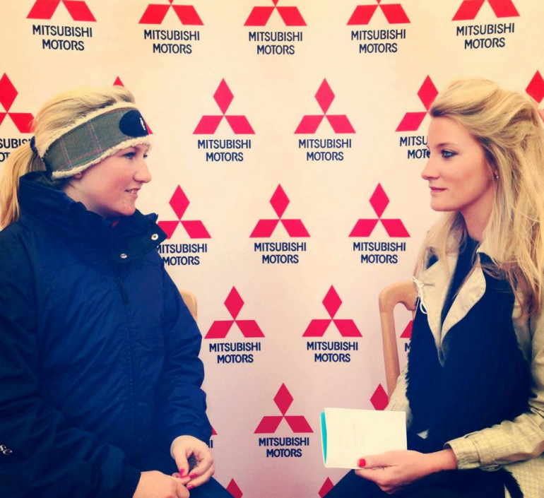 Rider Laura Collet chats to our Editor Laura Toogood