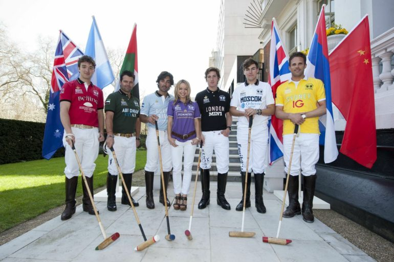 Mint Polo in the Park launches for 2013