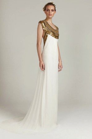 Temperley's Goddess Dress