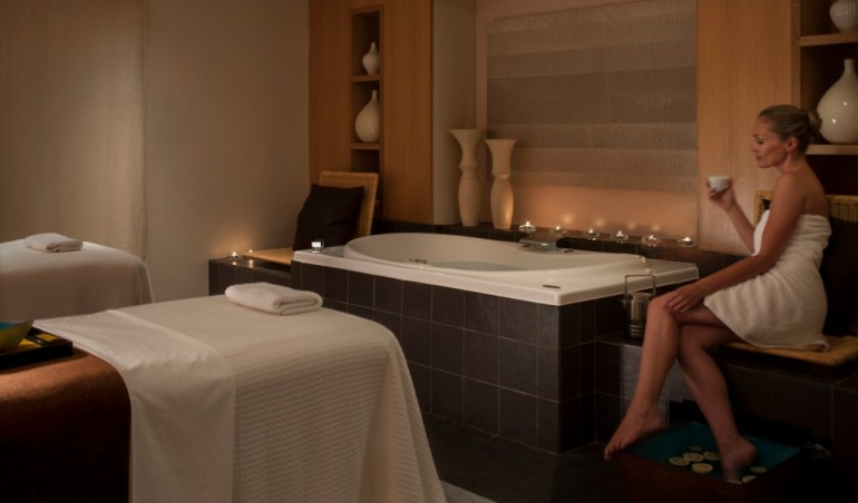 The spa is the first in the UK to offer Sodashi therapies