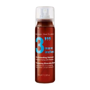 Michael Van Clarke 3 More Inches - Thickening Spray