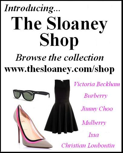 Introducing The Sloaney Shop