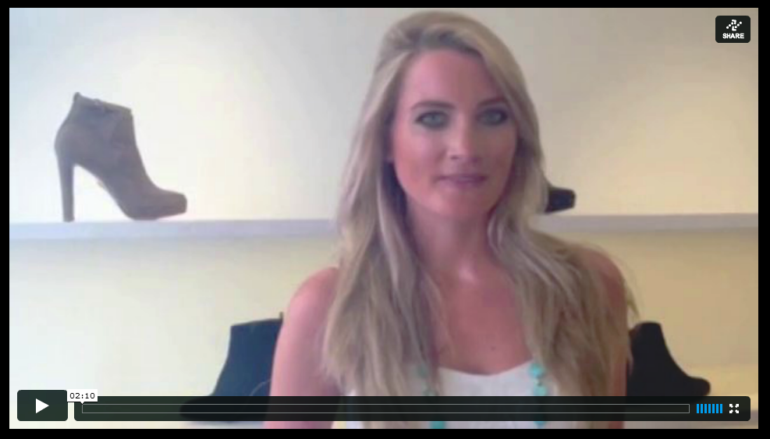 Sloaney TV reports from the launch of Lele PyP in London. Click to watch.