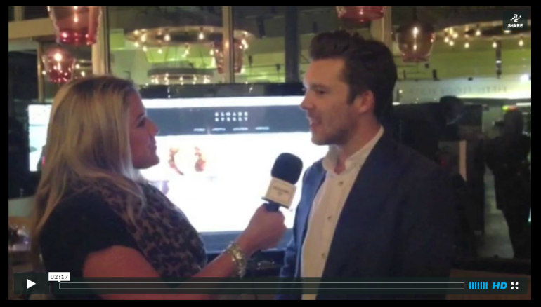 Click to watch Katie Ann Lamb's exclusive interview on Sloaney TV