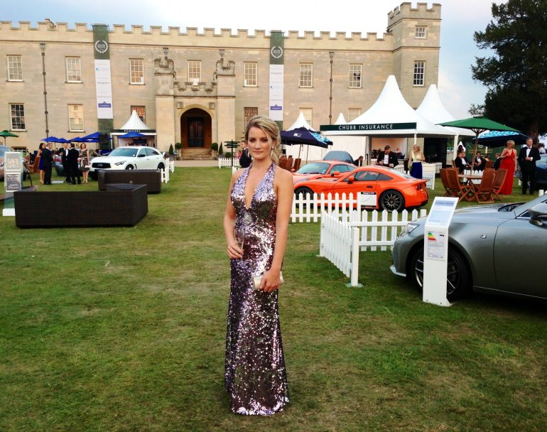 The Sloaney's Editor, Laura Toogood, at the Salon Prive Gala Ball