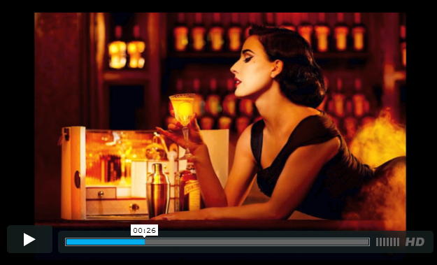 Click to watch Sloaney TV and the Cointreau Privé Official Launch Party