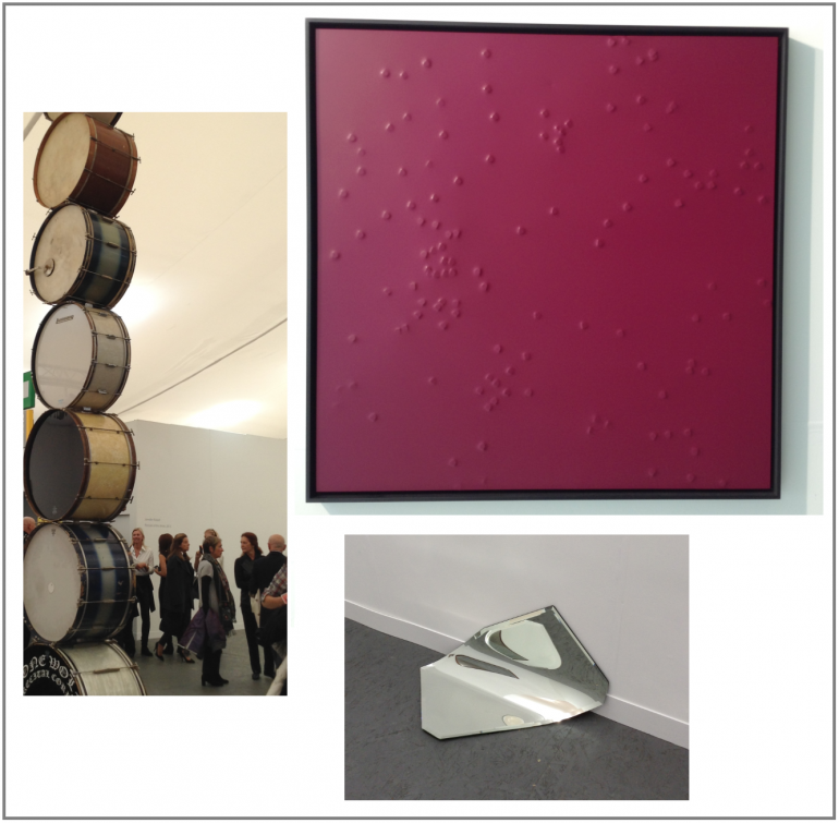 A selection of my favourite pieces at this year's Frieze Art Fair