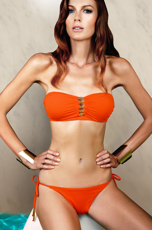 Biondi Couture Beachwear for SS14