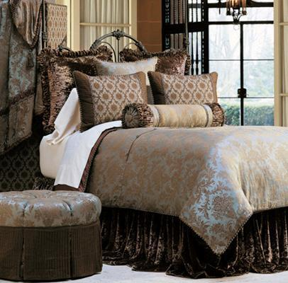 Invest in luxury bed linen