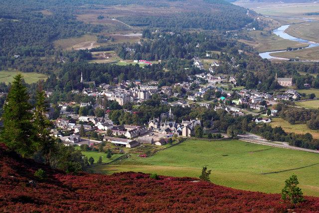 Braemar Village