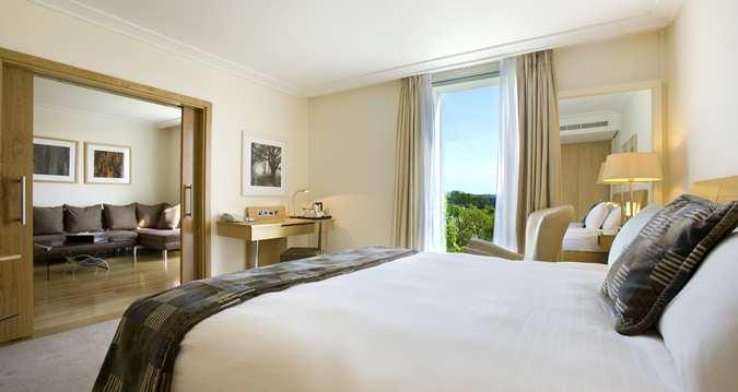 The Hilton Hotel Gatwick