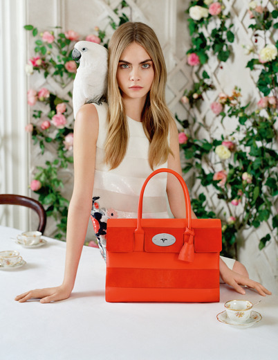 Mulberry Spring Summer 2014