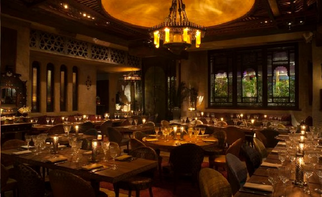 The Supper Club Party will take place at Momo