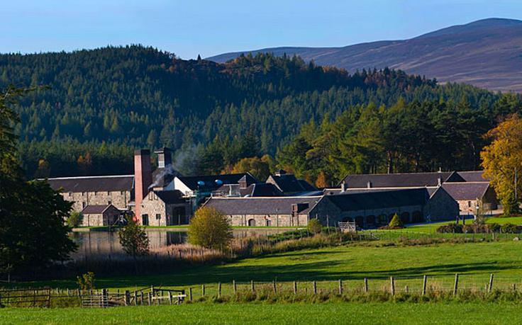 The Royal Lochnagar Distillery