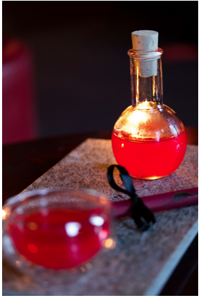 Love Potion Cocktails at Bam-Bou