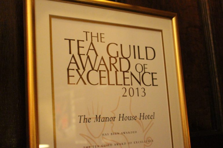 The Award of Excellence